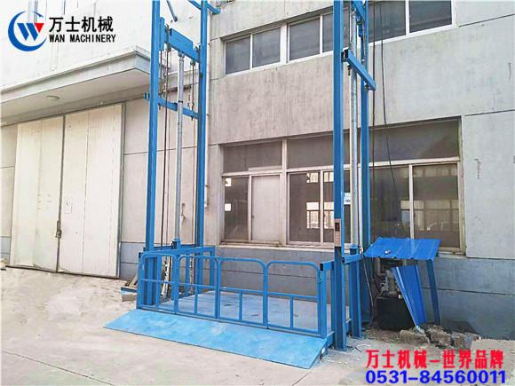 室外导轨式升降机(平台